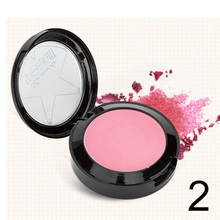 6 Colors Maquiagem Soft Smooth Mineralize Makeup Blush Professional Face Makeup Blush Powder(China)
