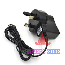 20pcs UK AC Home Wall Power Supply Charger Adapter Cable for Nintendo DS NDS GBA SP