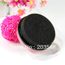 Double Side Sponge Quick Shine Cleaning Brush For Leather Shoes Bags Sofa
