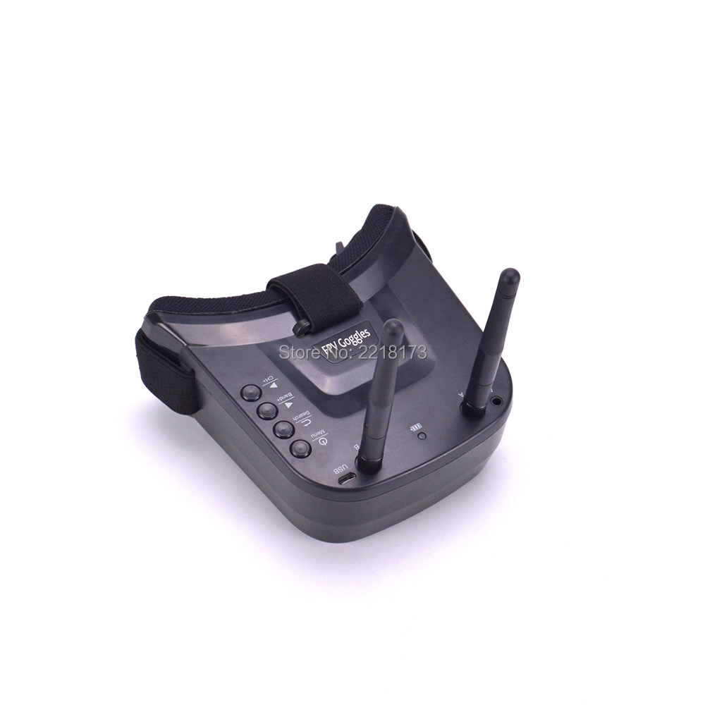 3 inch VR goggles built in 1200mah battery without DVR (3)