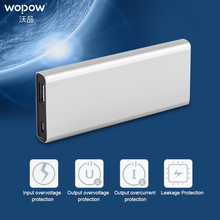 Ultra Thin Design 3000MAH Portable Size External Power Bank Mobile Phone Battery Charger Power Supply Suitable For IOS Xiaomi(China)