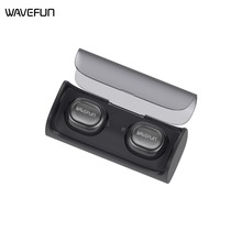 Wavefun X-Pods mini true wireless earbuds bluetooth headphones earphone headset in ear with charging box for xiaomi iPhone phone(China)