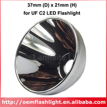 37mm(D) x 21mm(H) SMO Aluminum Reflector for C2 (1 pc)(China)