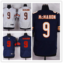 Mens 9 Jim McMahon Jersey 2017 Rush Salute to Service High Quality Football Jerseys(China)