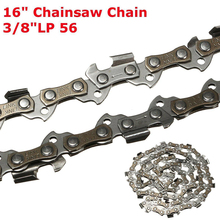 "Buy Mayitr 16"" Chainsaw Saw Chain Blade 3/8""LP.050 56DL Shape Blade Wood Cutting Lawn Mower Chainsaw Parts for $4.99 in AliExpress store"