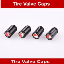 S LINE sline Audi Q7 Q5 S4 S5 RS4 RS5 A3 Wheel Tire Valve Stem Air Caps Covers - Shop1956185 Store store