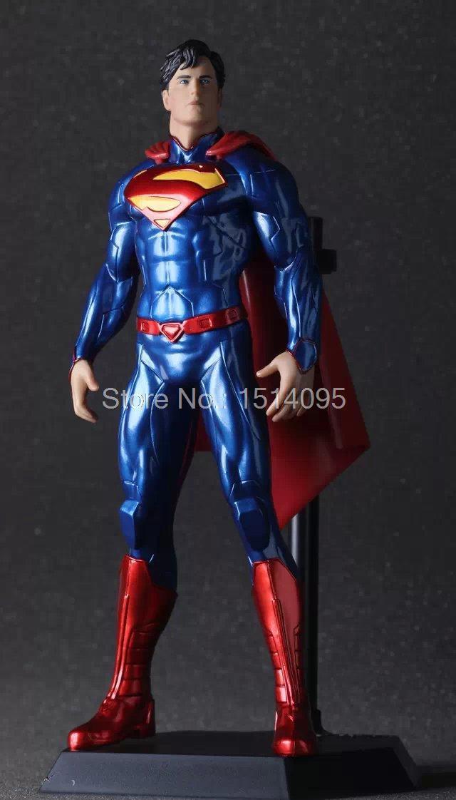 Crazy Toys Superman PVC Action Figure Collectible Model Toy 12 30CM<br>