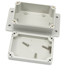 1pc  High Quality Waterproof Plastic Electronic Project Box Enclosure Case VEC28 P0.5