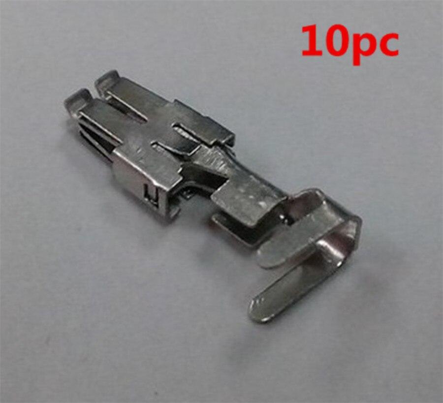 10pcs/set fuse box terminals N 907 326 03 4.8mm female / N 907 327 03 / N  906 966 03    - AliExpressAliExpress