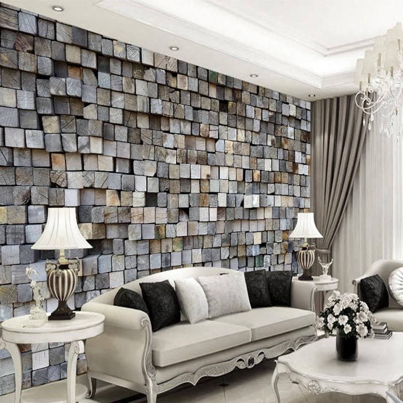 Custom Photo Brick Wall Wallpaper 3D Wall Murals Country Style Living Room Background Decorative Wall Paper Papel De Parede 3D<br><br>Aliexpress