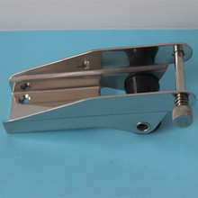 "Stainless Steel 316 Bow Anchor Roller - Fixed Boat/Marine 7-3/4"" boat accessories marine(China)"