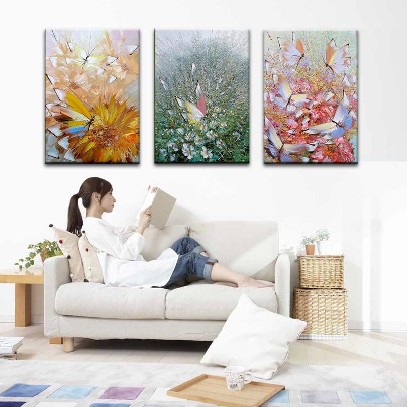flower-oil-painting