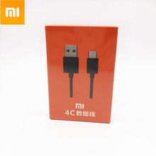 Original XIAOMI Type C Cable For Xiaomi MI 6 5S 4C 4S 5 redmi pro Mobile Phone Usb to Type C Fast charge Data Charger Cable