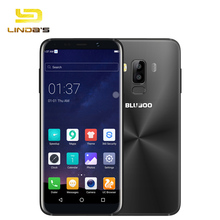 Bluboo S8 5.7 inch 4G Smartphone Android 7.0 18:9 Full Display MTK6750T Octa Core 3GB RAM 32GB ROM 3450mAh Unlocked Cell Phone(China)