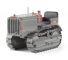 1:16 CAT Twenty Track-Type Tractor with metal tracks toy(China)
