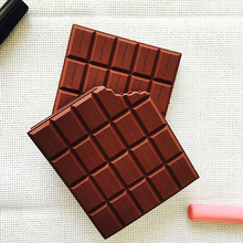 Stationery notebook creative cookies chocolate soft Notepad portable pocket diary note book kids student gifts