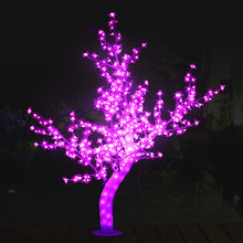 1.5M Best Seller Artificial Christmas led cherry tree light/christmas tree led