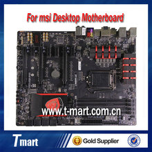 100% working desktop motherboard for msi Z97 GAMING 7 DDR3 LGA 1150 system mainboard fully tested and perfect quality