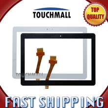 For New Touch Screen Digitizer Glass Replacement Samsung Galaxy Note 10.1 N8000 N8010 N8013 10.1-inch Black White Free Shipping