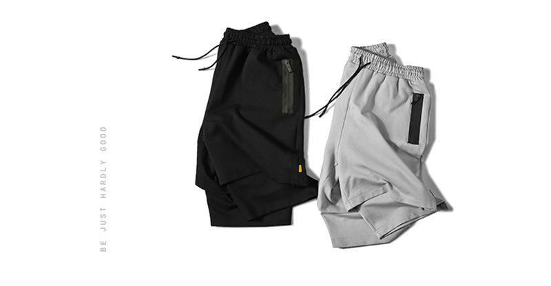 Body Engineers Baggy Mens Long Cargo Shorts Hip Hop (2)