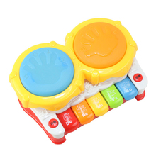 1 Piece Creative Plastic Noise Maker Kids Children Electric Instrument Story Telling Machine Educational Preschool Learning Toys