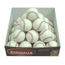 8cm Baseball Ball 1 piece for children's training baseball softball kids sport ball Team Spirit Training