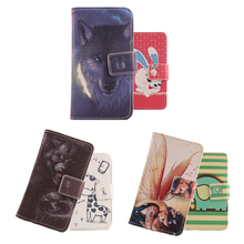 Exyuan Cell Phone PU Leather Cover Flip Design Shell Bags Case For BLU Studio XL 6.0 HD D850Q 6.0 With Wallet Holster Pouch