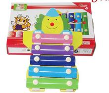 Free shipping Kids clown on piano voice Toy instrument music, Educational children's music toys, Early Head Start Training