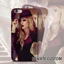 DIY Customized phone Case For apple iphone 7plus 7 6s 6 6plus 5s 5 Hard Soft tpu Photo Custom Cover Case