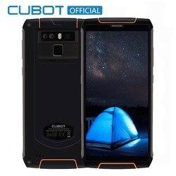 Cubot King Kong 3 IP68 водонепроницаемый ударопрочный смартфон 5,5