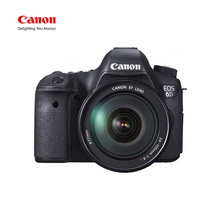 Canon EOS 6D 20.2MP Full Frame DSLR Camera Body + EF 24-105mm F4 L IS Lens Kit CMOS Sensor Brand New(China)