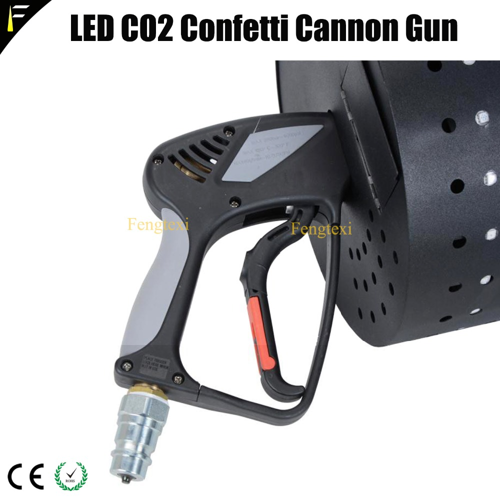 LED CO2 Confett Cannon6