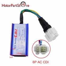 6 Pin AC Racing Ignition CDI for Honda XR100 CRF50 CRF70 CRF150 Moped Scooter ATV Quad Go Kart Buggy Motorcycle Dirt Pit Bike !