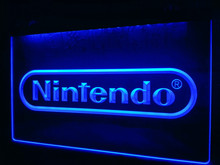 LH021- Nintendo Game   LED Neon Light Sign   home decor  crafts