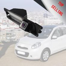 CCD Parking Camera FOR Nissan 2010 March Car Rear View Camera Kit Waterproof Night Version 170 degree view angle