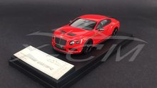 Diecast Car Model Almost Real Bentley Continental GT3-R 1/43 (St James Red) + SMALL GIFT!!!!!(China)