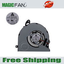 Free shipping DC 5V 0.4A Cooling Fan For ASUS U46E U46S U46SV U46E-BAL5 BAL6 BAL7 CPU Cooling Fan KDB0705HB BB38