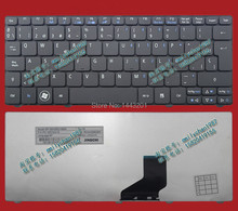 100% New For Acer emachines netbook 350 355 black Laptop Keyboard UK English Layout