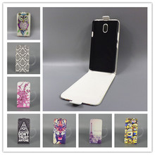for HTC Desire 210 Dual SIM Hot Pattern Cute PrintingVertical Flip Cover Open Down/up Back Cover filp leather case