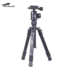 Tripods Kamay M2 Tripod For Camera Mobile Phone Tablet Tripods With Camera Portable Bracket Aluminum Alloy Mini Tripod(China)