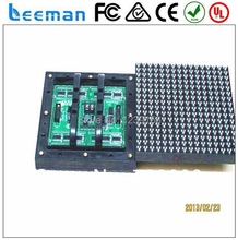 Leeman P10 RGB led display --- RGB LED display p10 outdoor full color dip 346 1R1G1B and led display traffic led sign boards