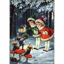X018b Christmas Child With Diamond Oil Painting Pictures By Numbers Poster Modular Pictures Modern Wall Panels Home Decor