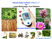 TCM Cap-sules to Heal Diabetes, Lower Urine Sugar Degree, Help Body Produce Insulin and Protect Pancreatic Islets Function