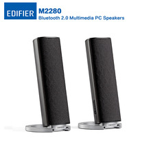 Edifier M2280 Multimedia speakers with 2.0 Speaker System and Auxiliary connections audio input(China)