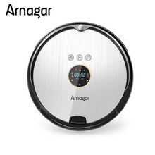 Arnagar R8-F/R8-A Automatic Vacuum Cleaner Robot Suction Power Vacuuming Mop,Hepa Air Filter Vacuum Cleaner for house cleaning(China)