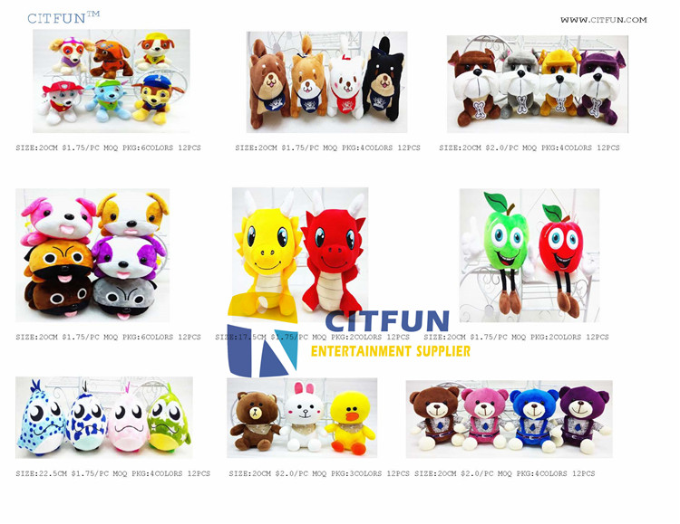 SOFT TOYS FOR CLAW MACHINE__14