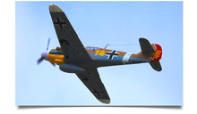 FMS RC Airplane 1400MM Messerschmitt Bf 109 ,Bf109 Brown Newest version PNP and KIT Big Scale Gaint Warbird  Aircraft,BF-109