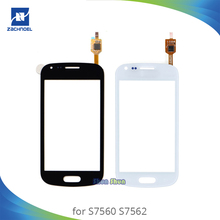 4.0 ''Touch Panel voor Samsung Galaxy Trend DUOS S7560 S7562 GT-S7562 7562 7560 Touch Screen Digitizer Sensor Voor Glas lens(China)