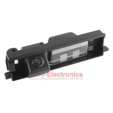 CCD Rearview Camera for Toyota RAV4/Auris/ Chery Tiggo Reverse camera Backup camera Waterproof Night vision Parking line display