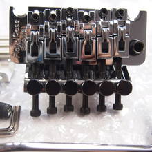 Genuine Original Floyd Rose Special Series Electric Guitar Tremolo System Bridge FRTS1000 Chrome ( Without original packaging )
